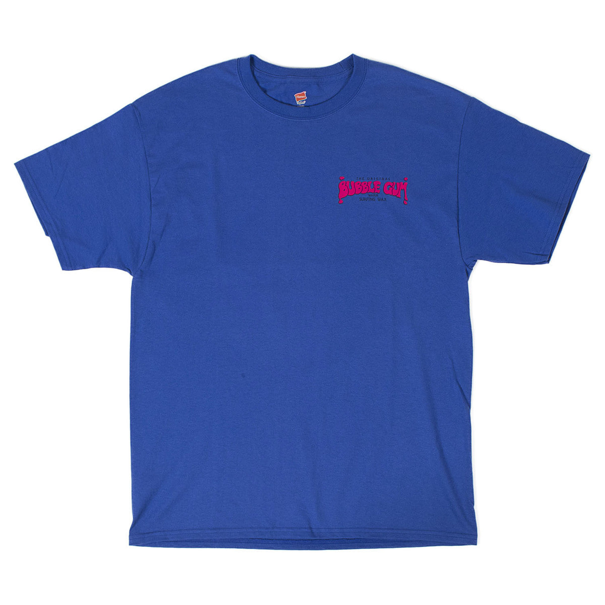 Bubble Gum Surf Tee (Blue)
