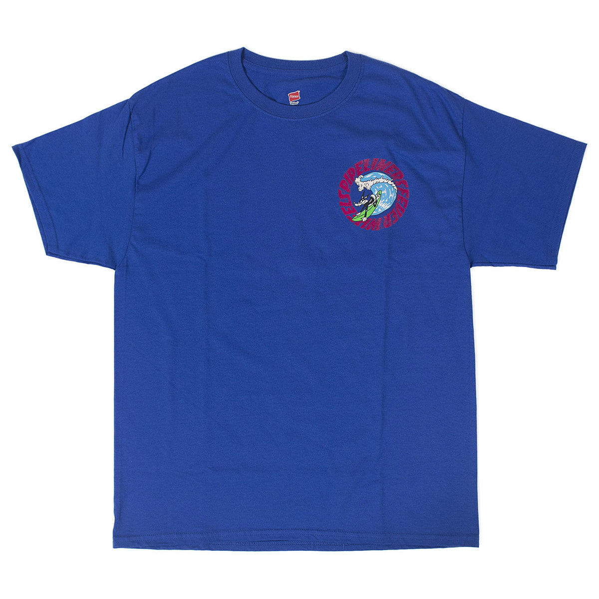 Fever Pipeliners Fever Tee (Blue)
