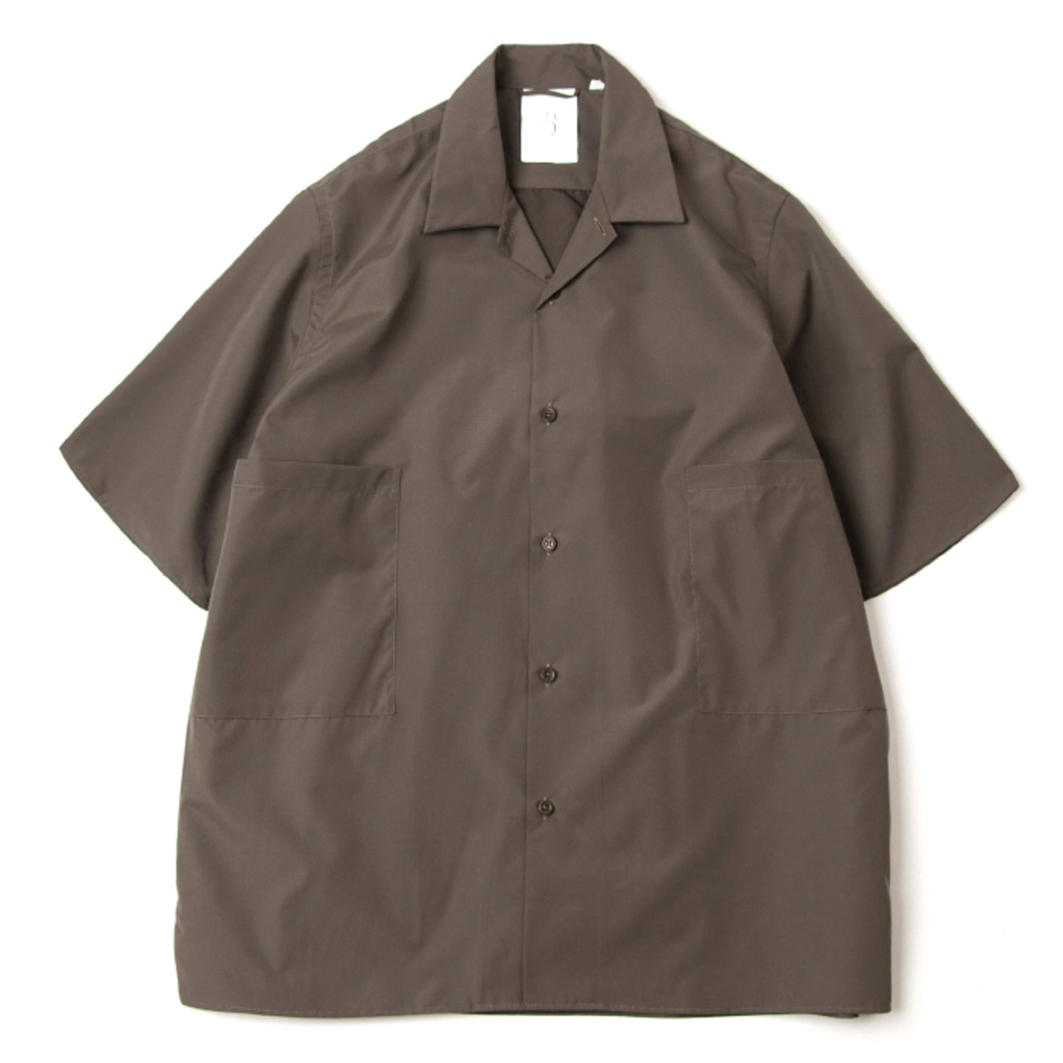 Convertible Collar Shirts 02