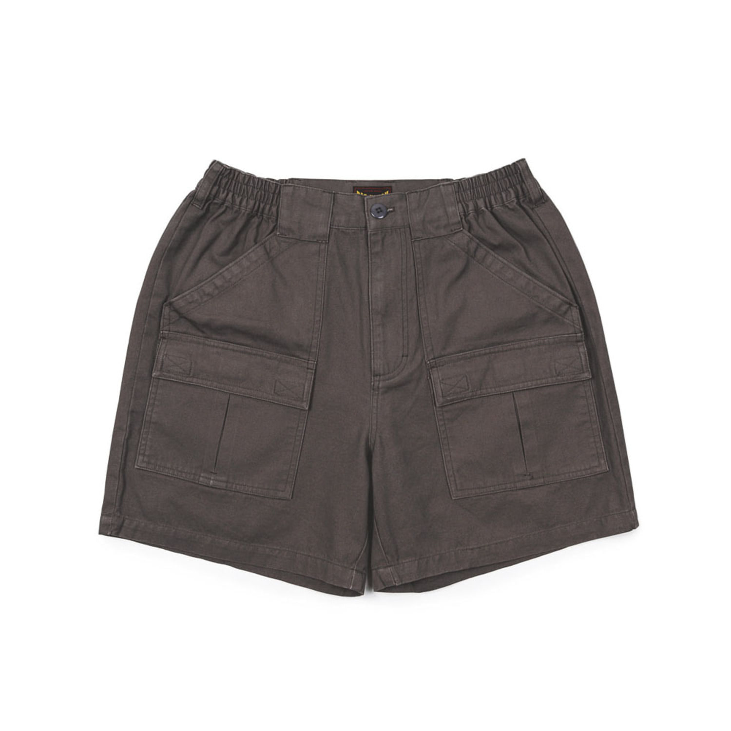 Big Union Cargo Shorts (Charcoal)