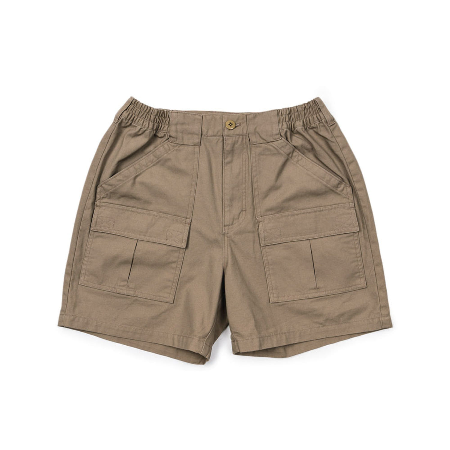 Big Union Cargo Shorts (Beige)