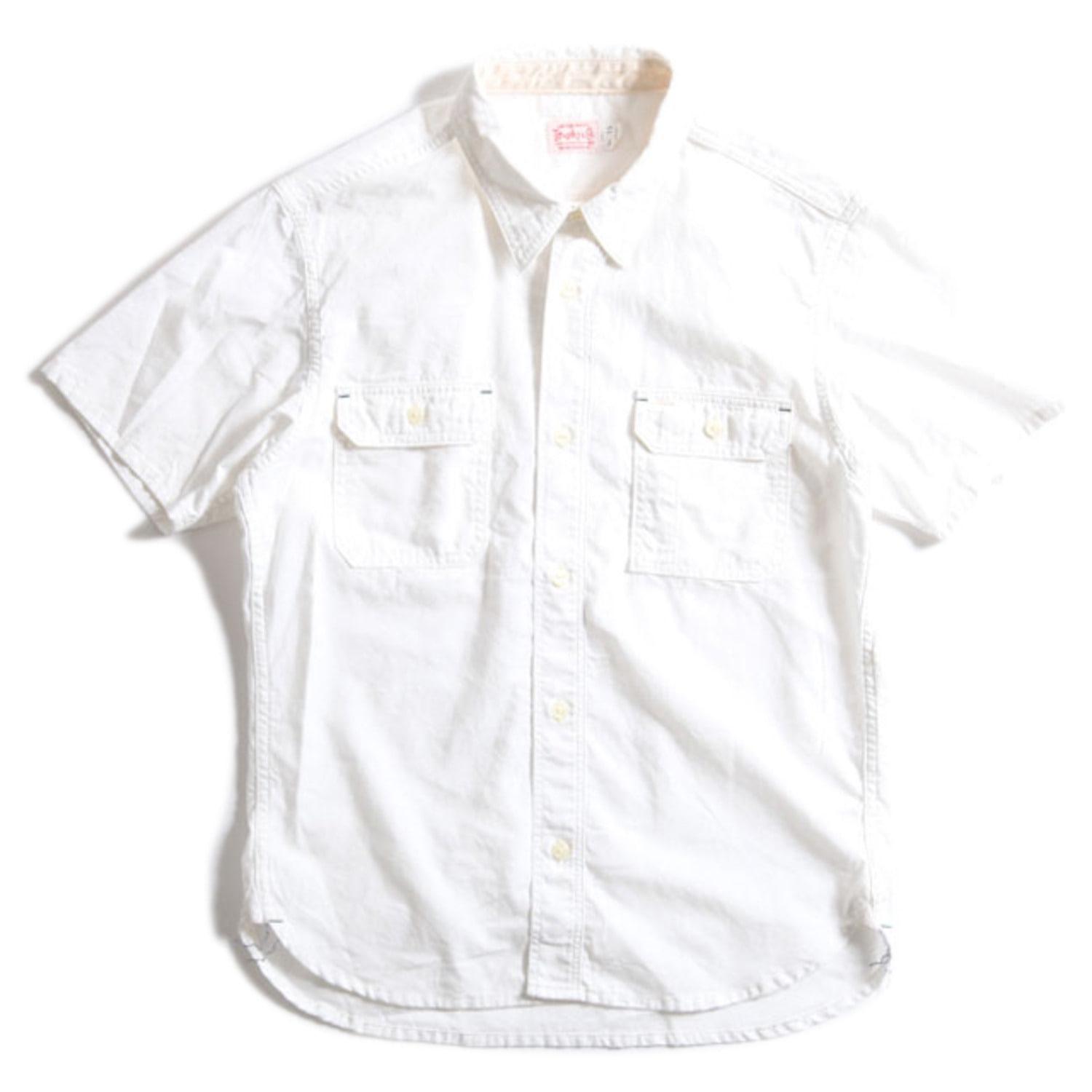 Harvest S/S Shirts (White)
