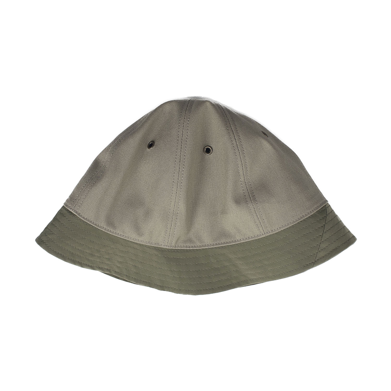 NO ROLL Continue Hat (Olive)