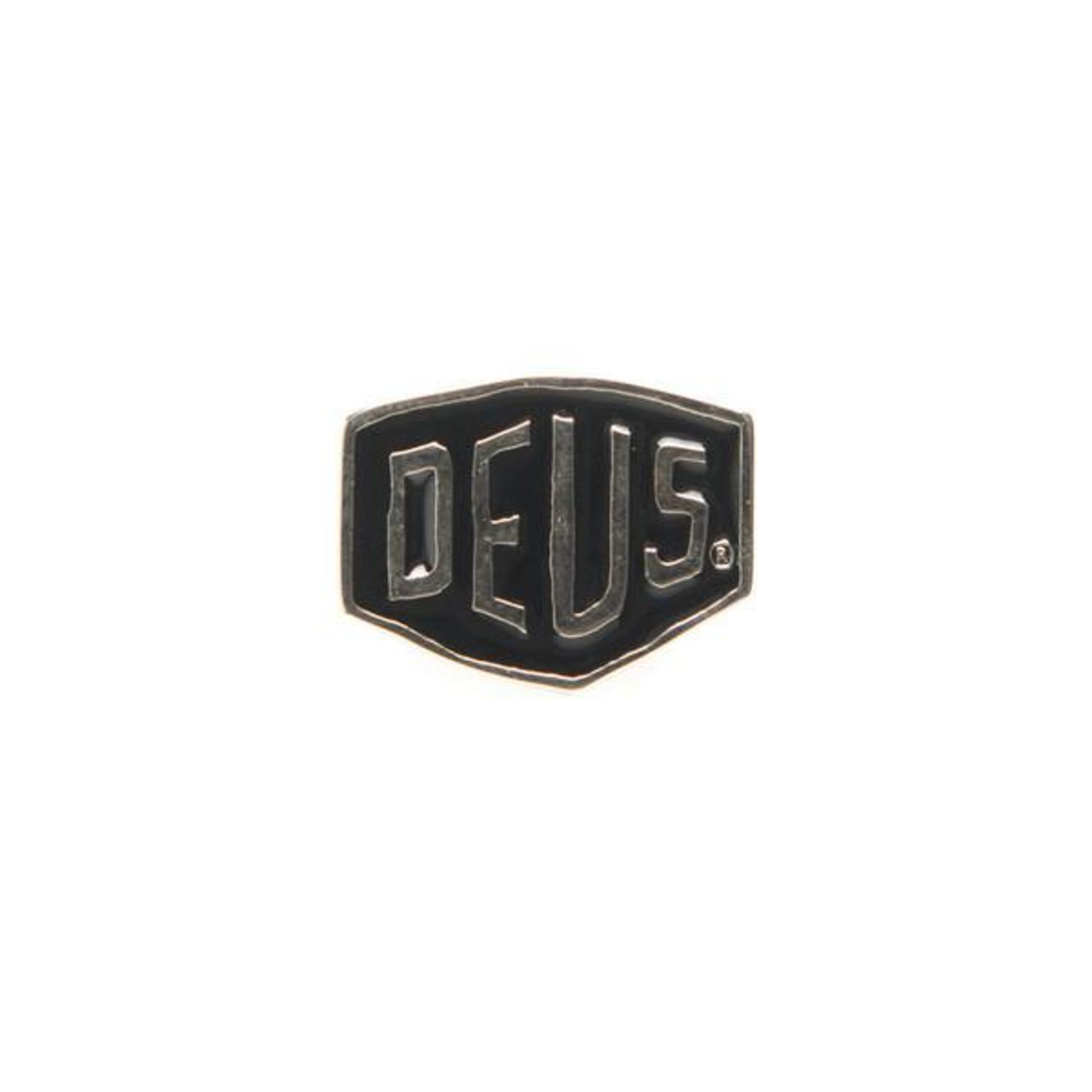 DEUS Shied Badges (Black)