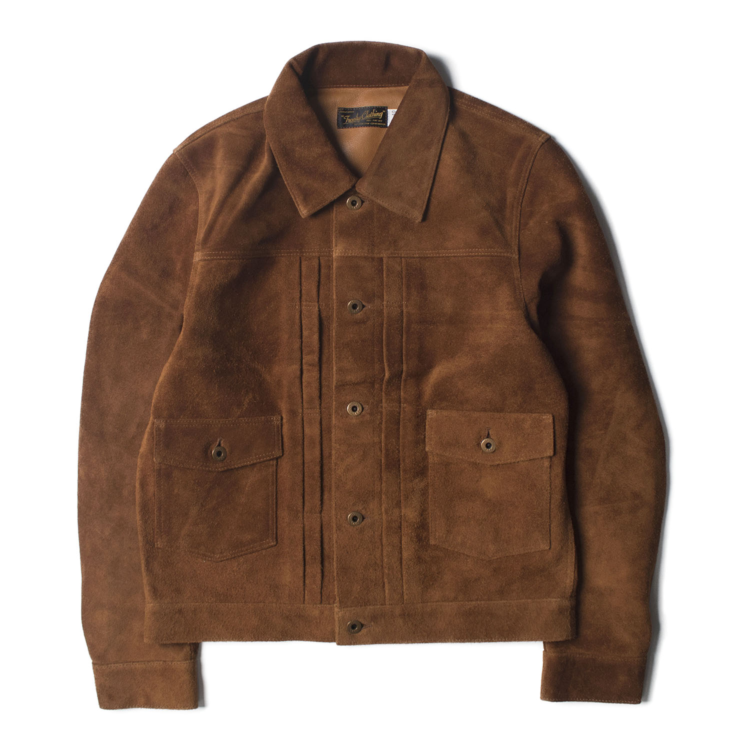 Trophy Clothing Rancher Suede Jacket