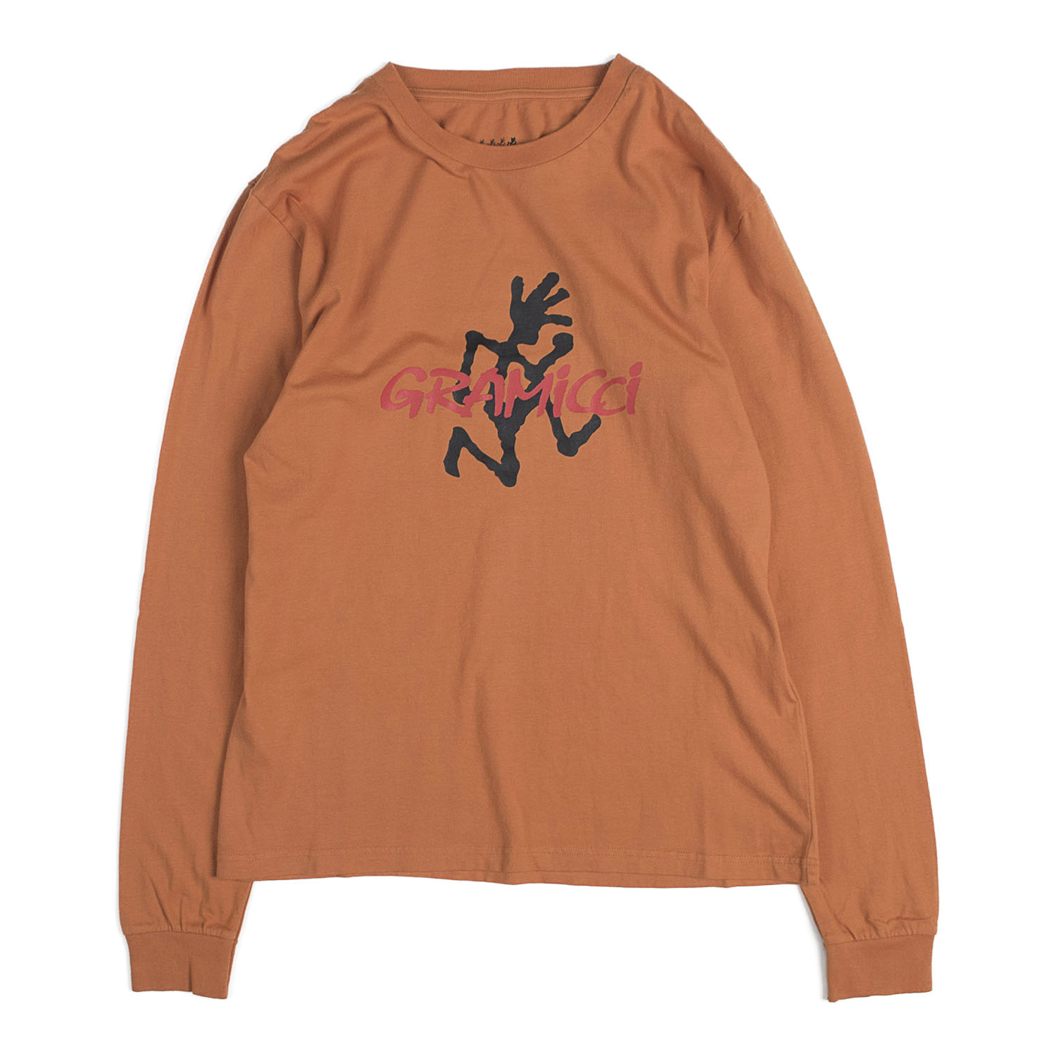 Gramicci Logo L/S Tee (Maple)