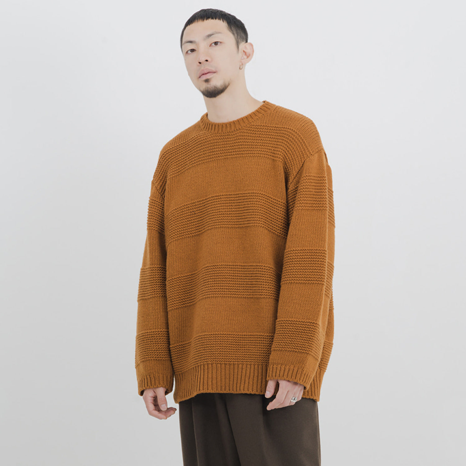 Crewneck Sweater (Pecan)