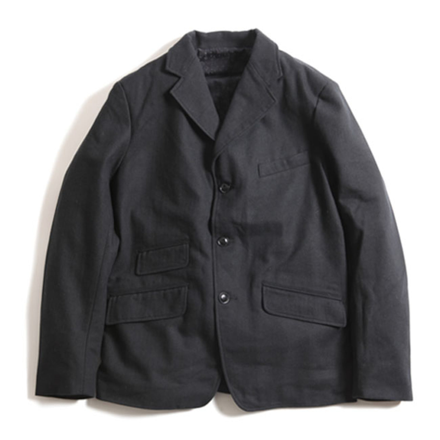 Trophy Clothing Brooklyn Wool Jacket (Black)