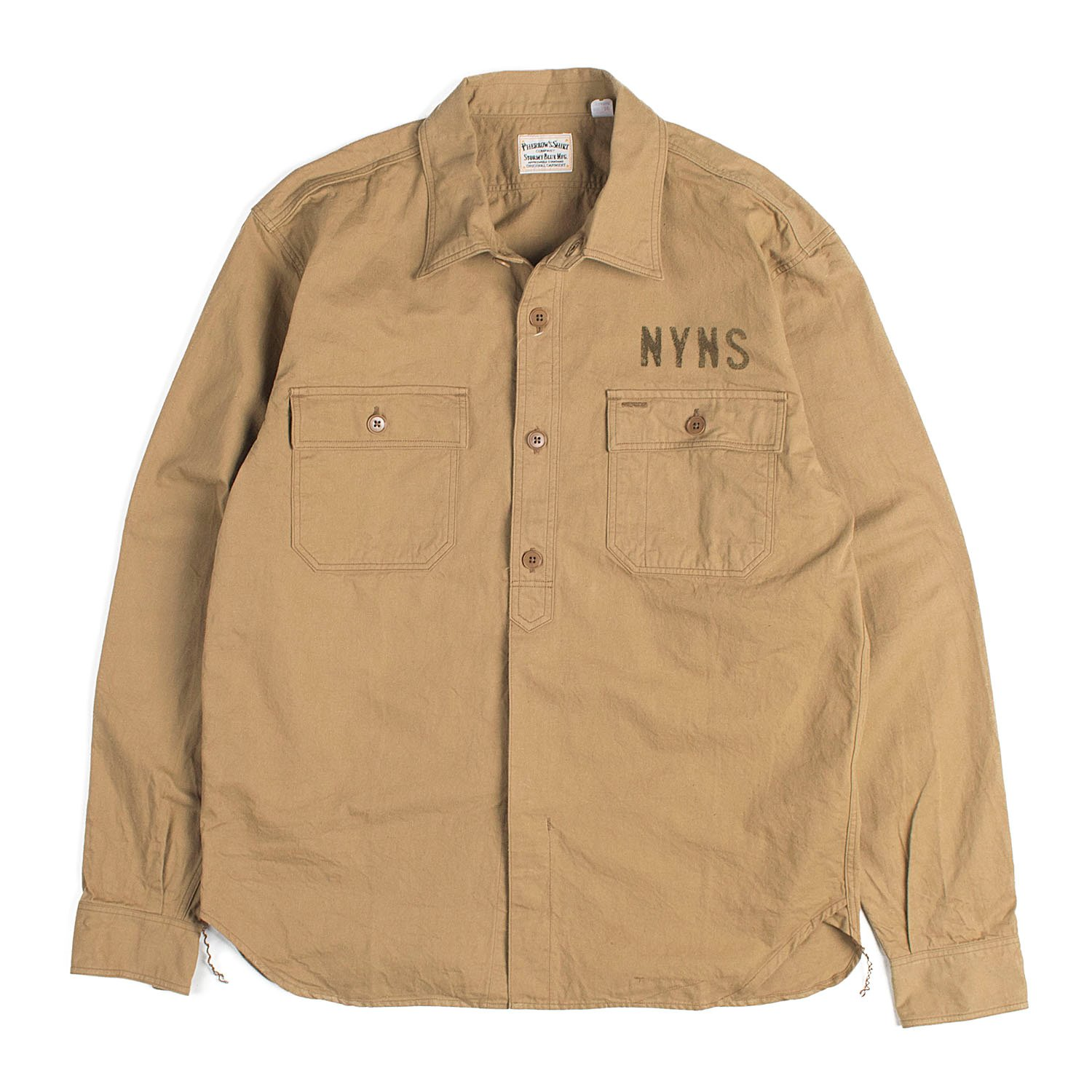 Army Work Shirts (Beige)