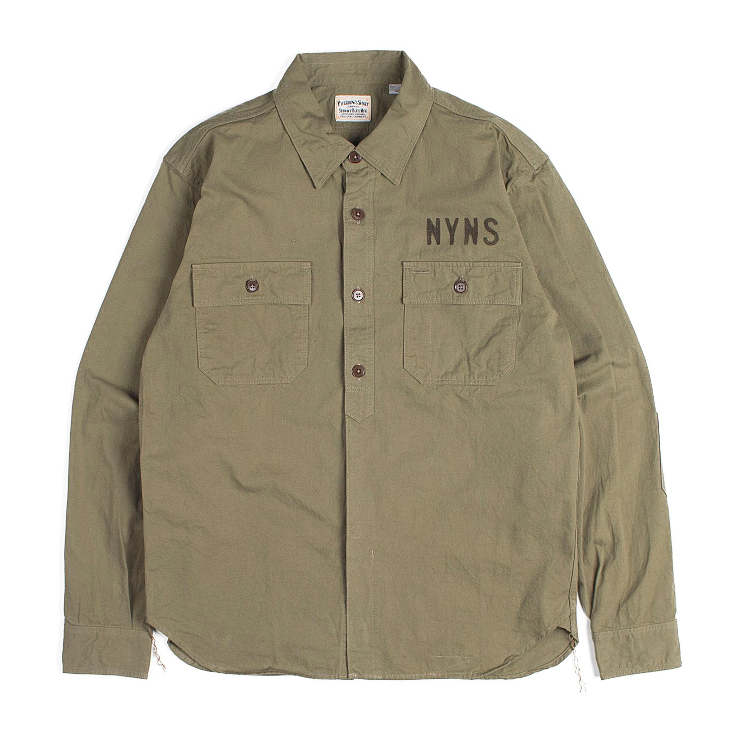 Pherrow's Army Work Shirts (Olive)