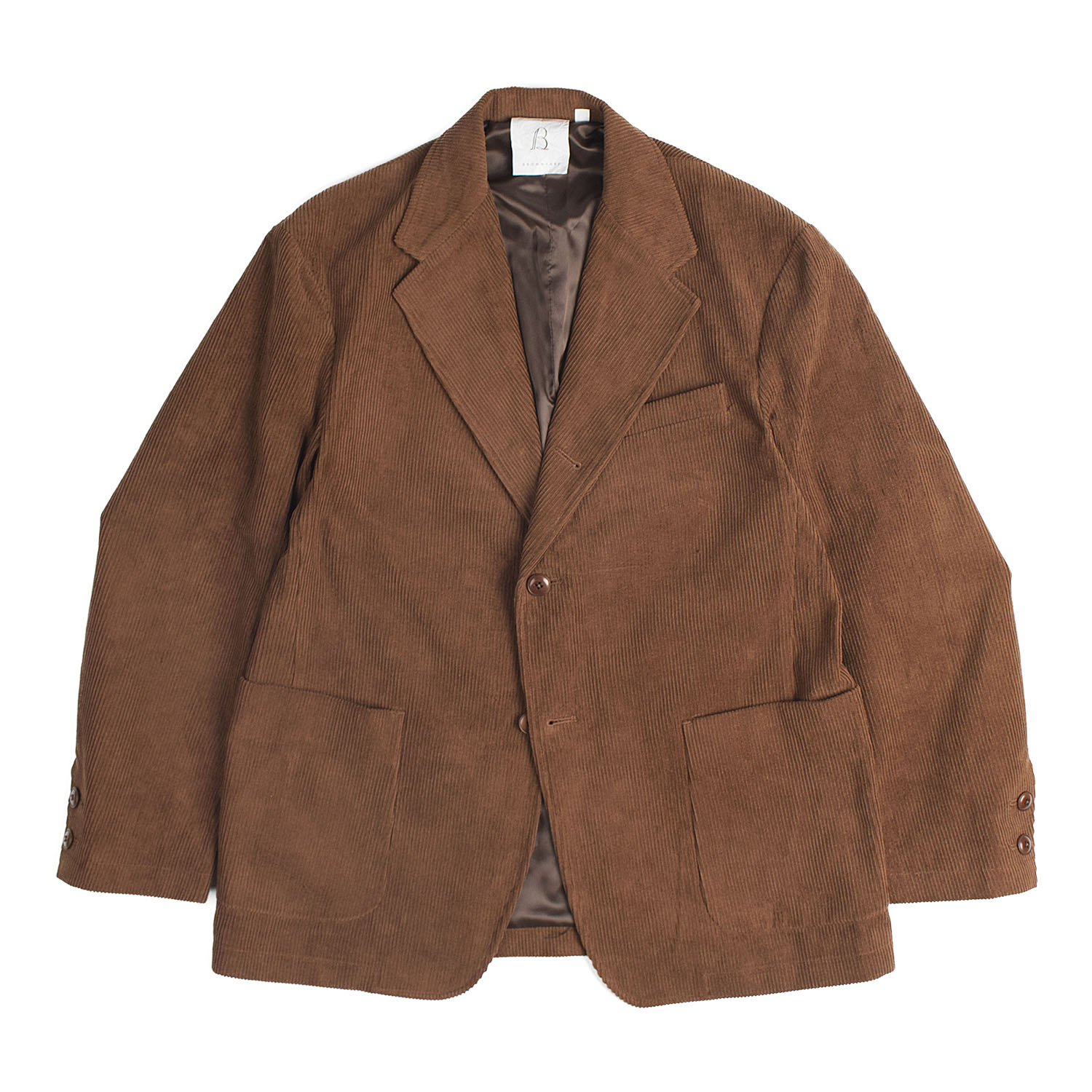 Utility Jacket (Brown)