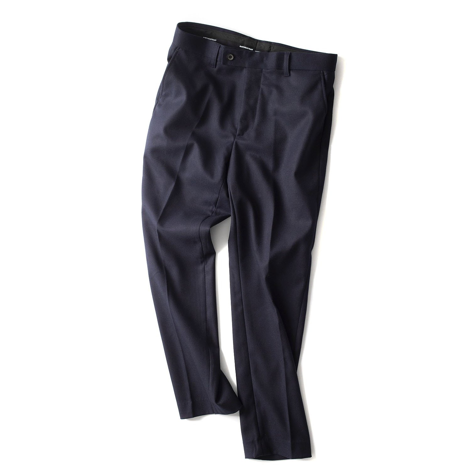 BIRTHDAYSUIT : Daily Suit Pants (Navy)