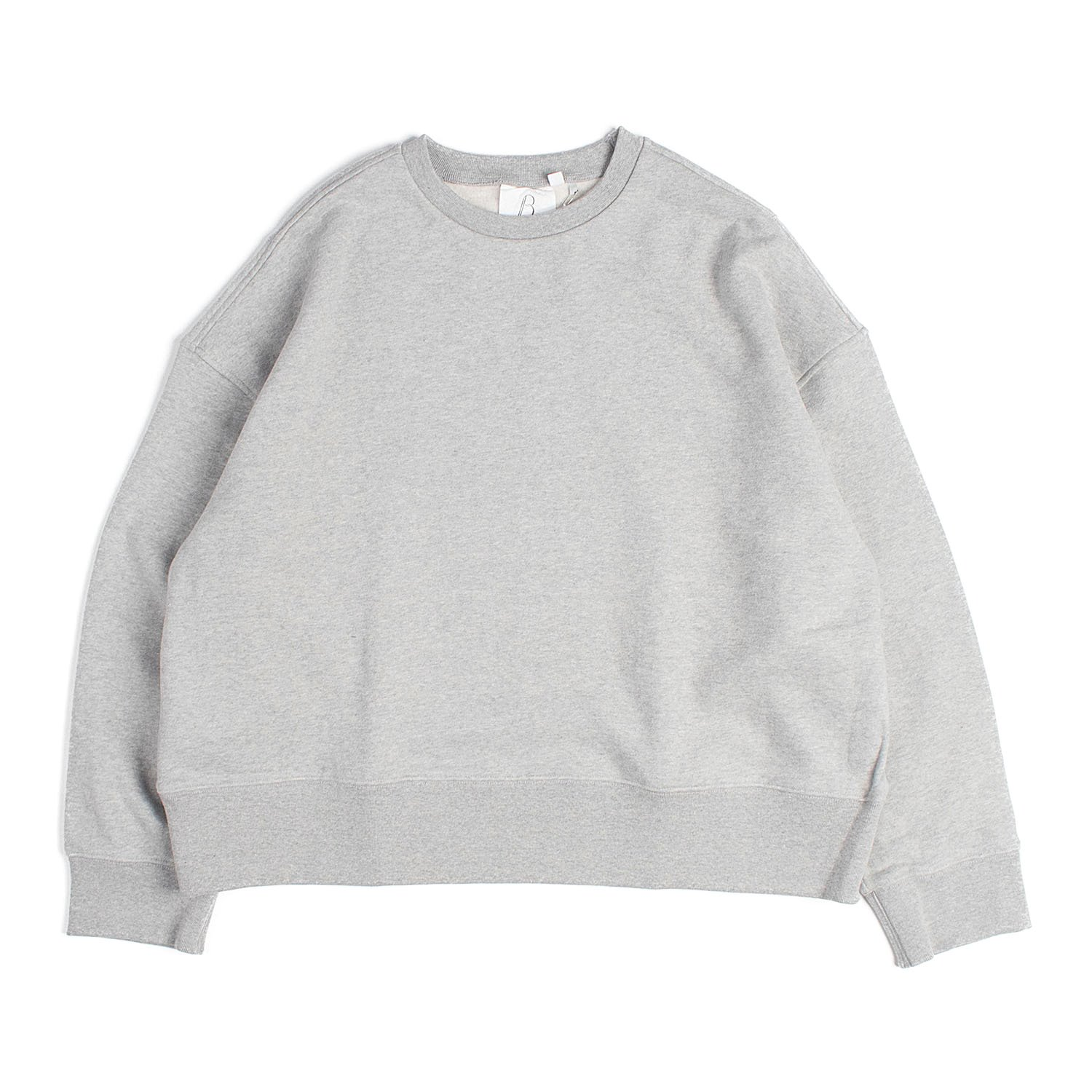 Wide Pullover (Gray)