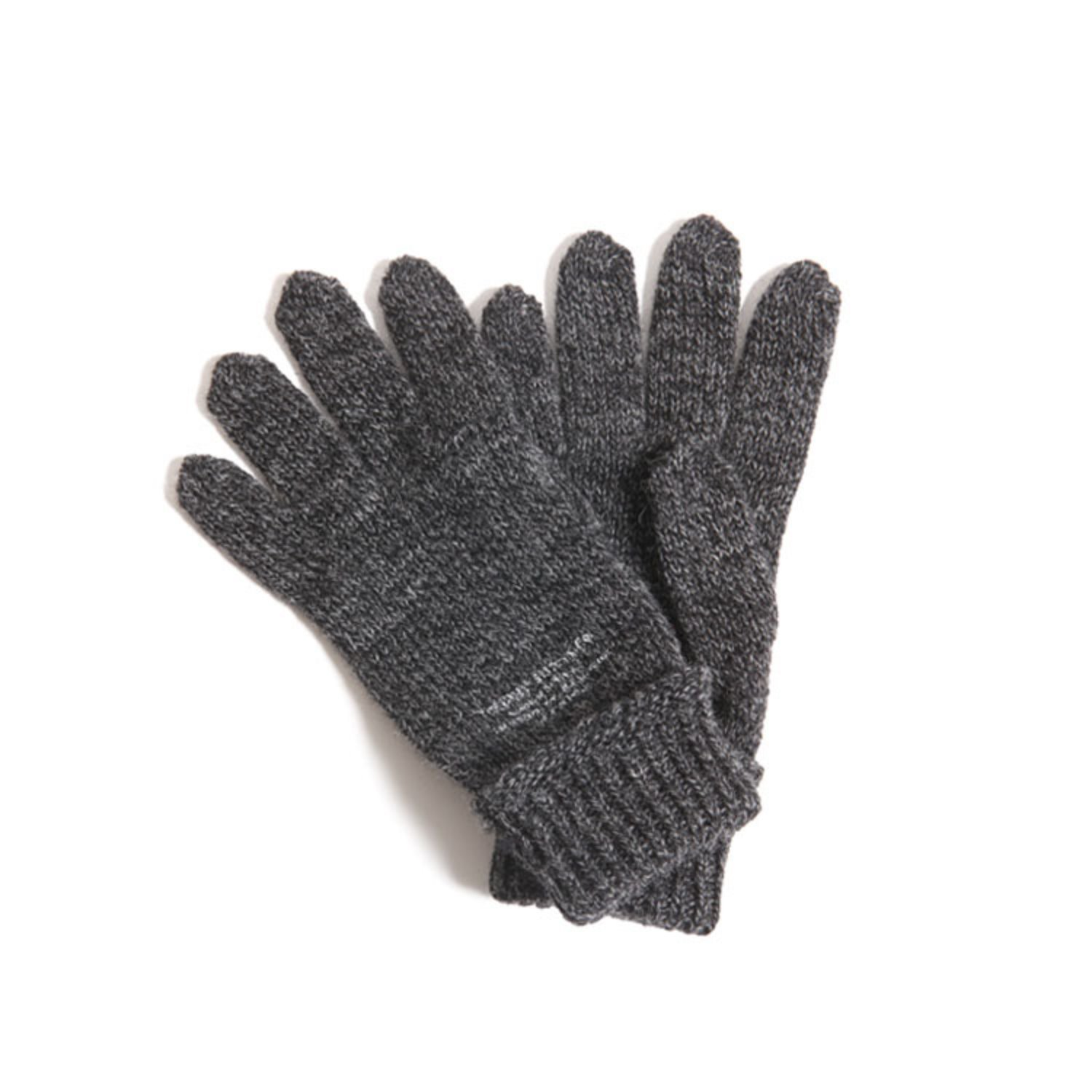Watchman Knit Glove (Grey Mix)