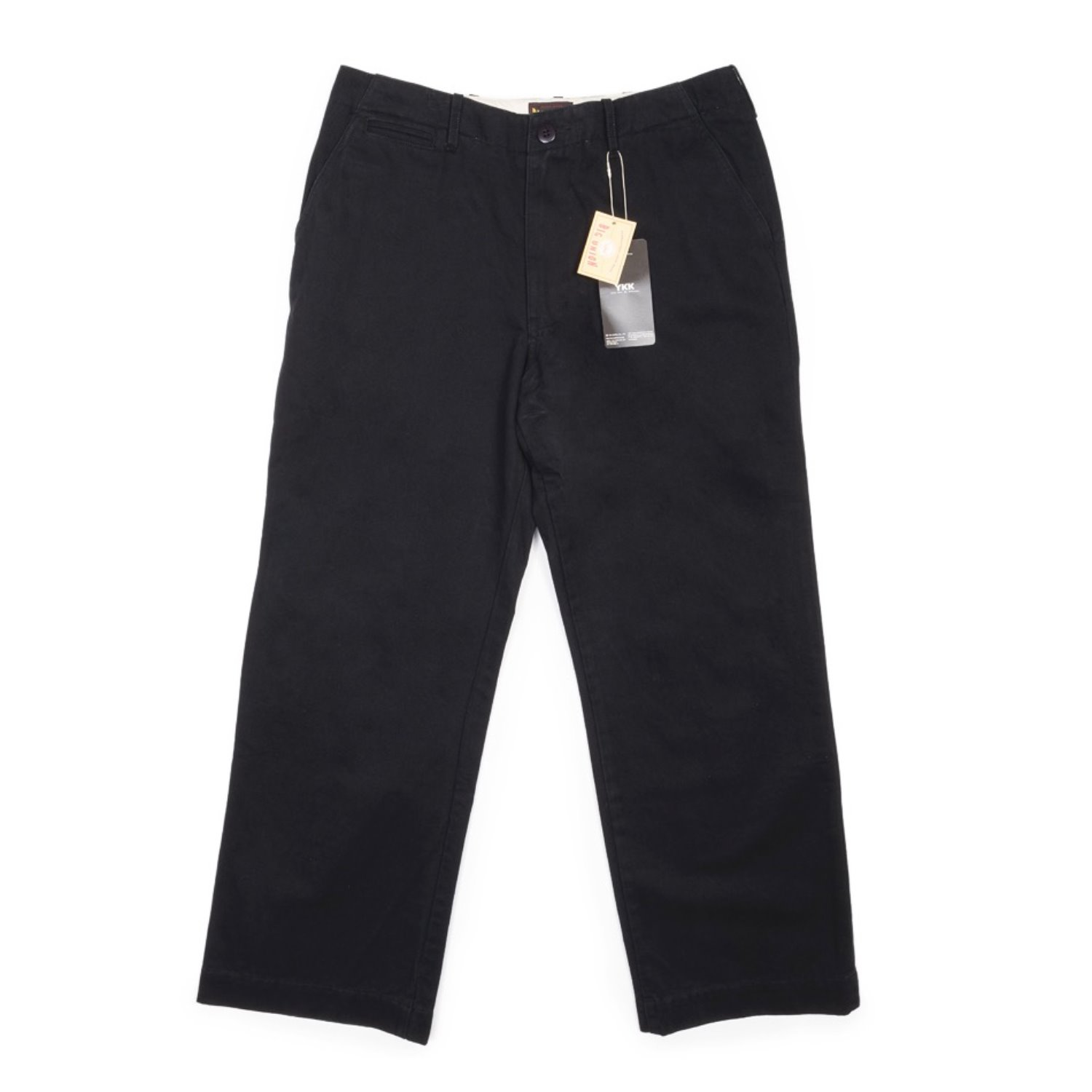 Big Union Officer Pants (Navy)