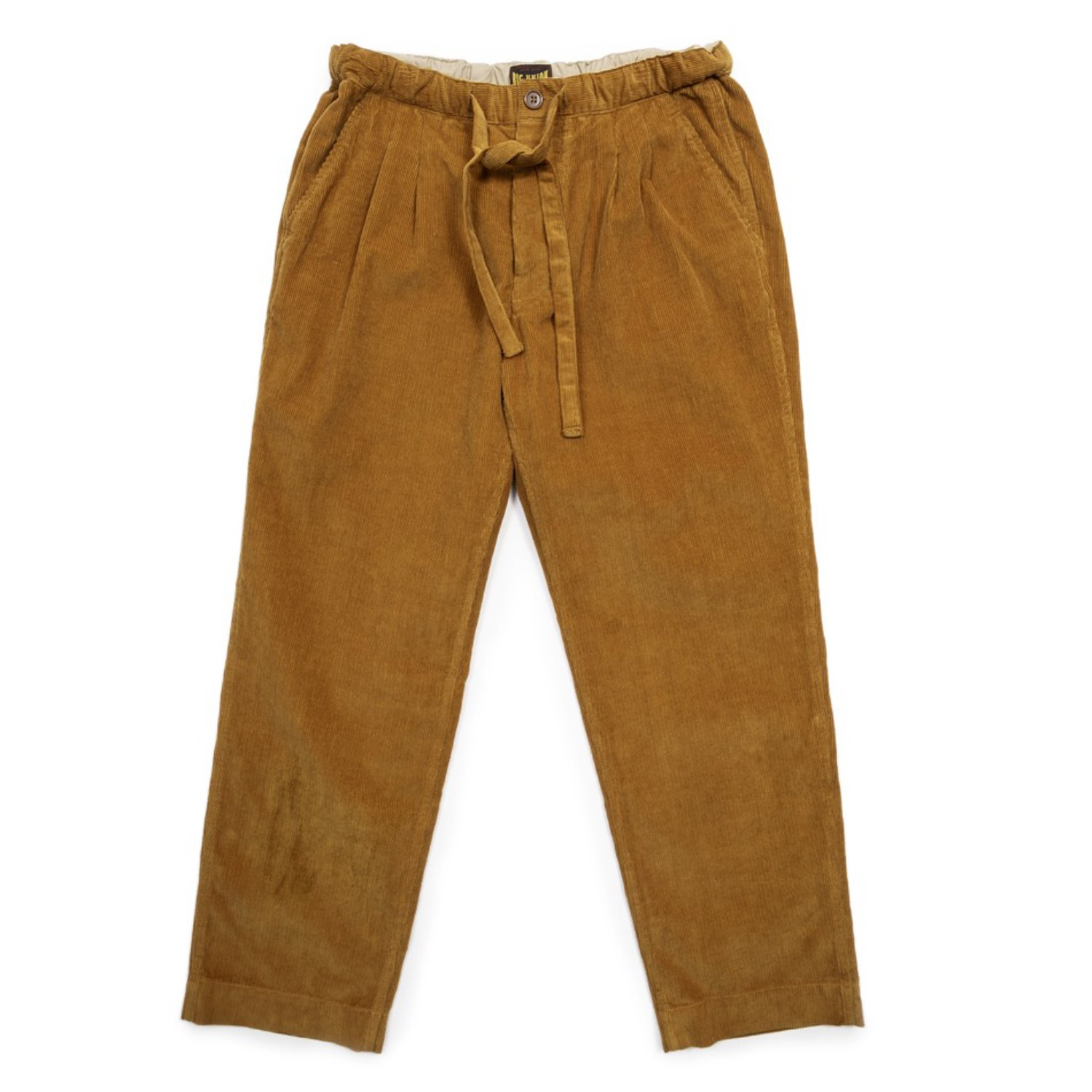 Corduroy Easy Pants (Camel)