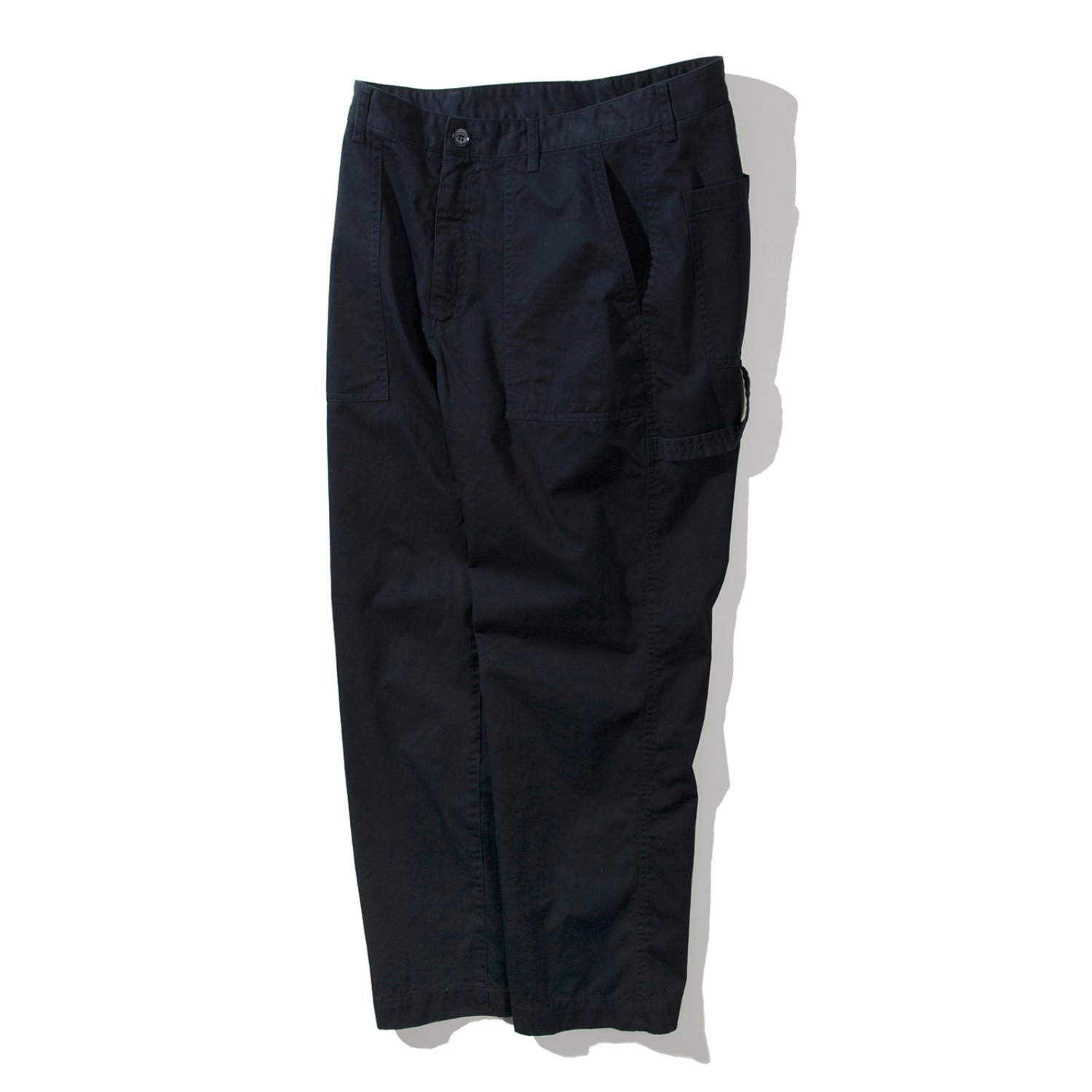 Washed Painter Pants (Navy)