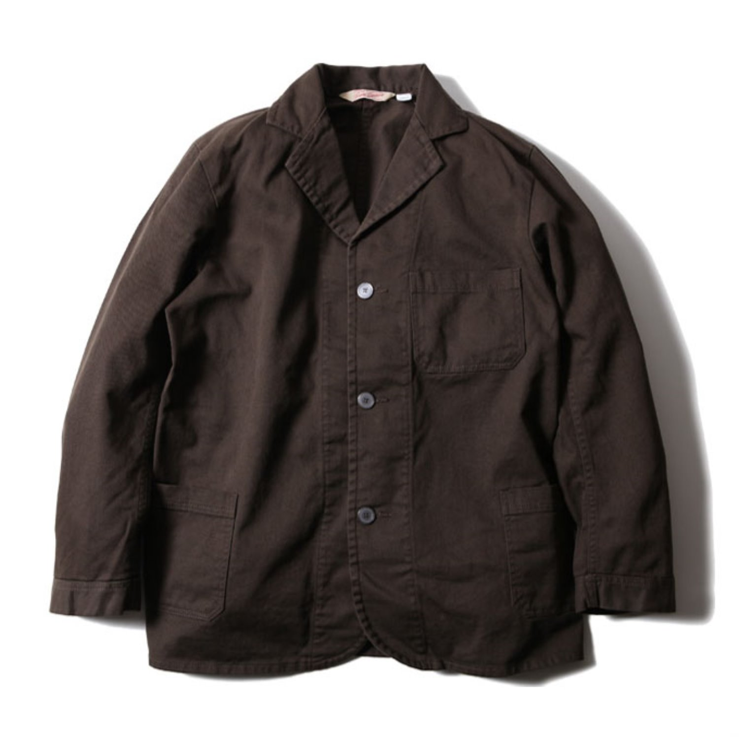 Butcher Jacket (Dark Olive)