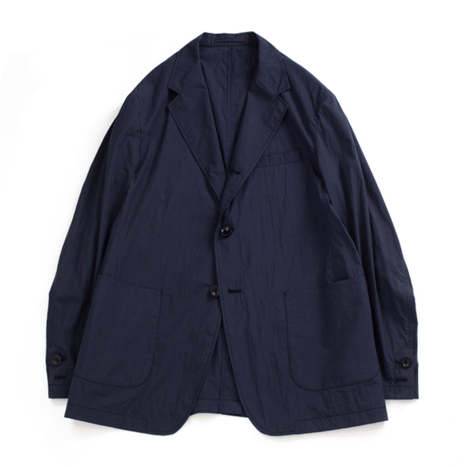 Brownyard Utility Jacket (Navy)