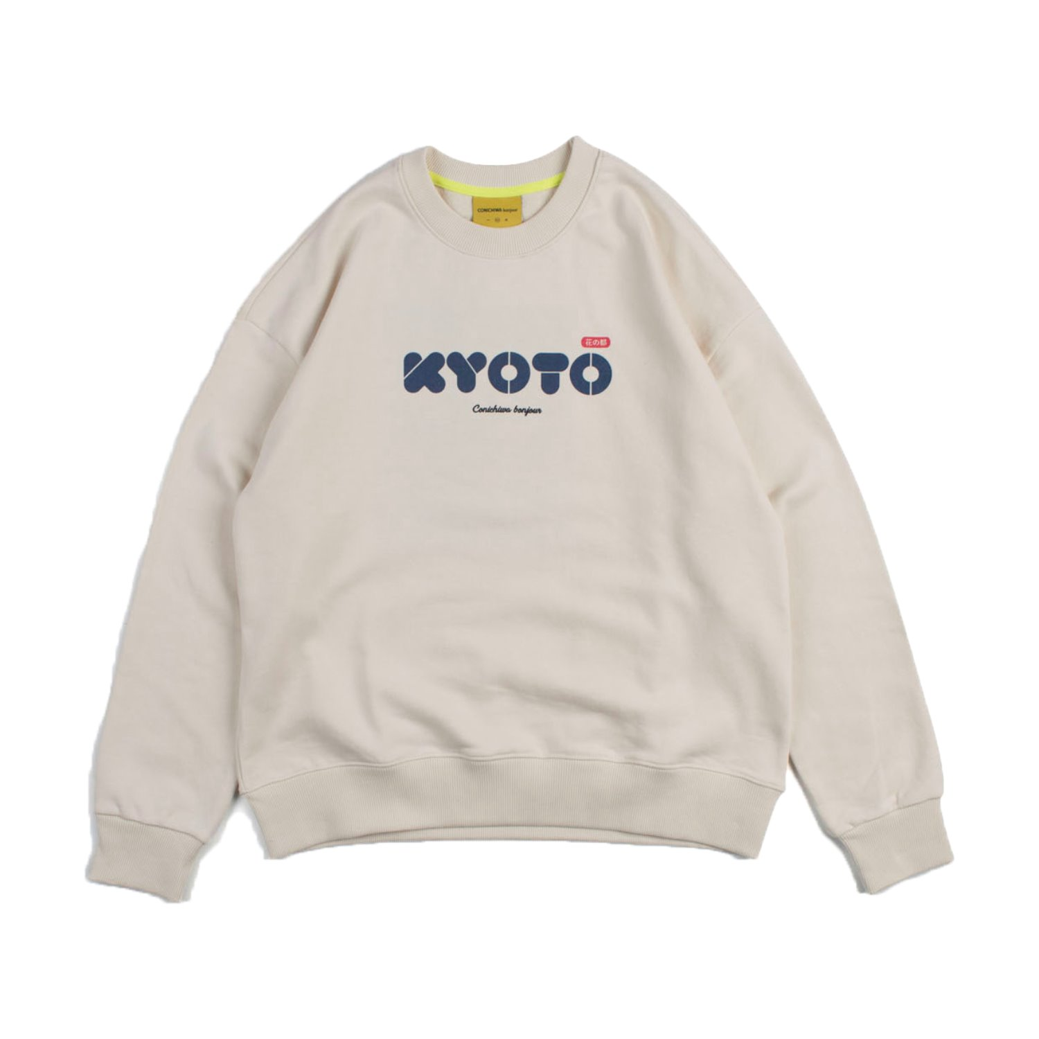 CONICHIWA BONJOUR City MTM (Cream)