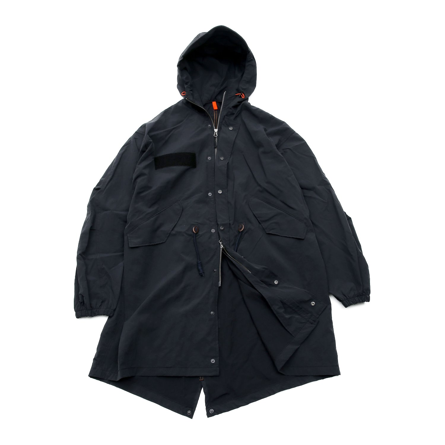 Steelwheels S-51 Nylon JKT (Black)