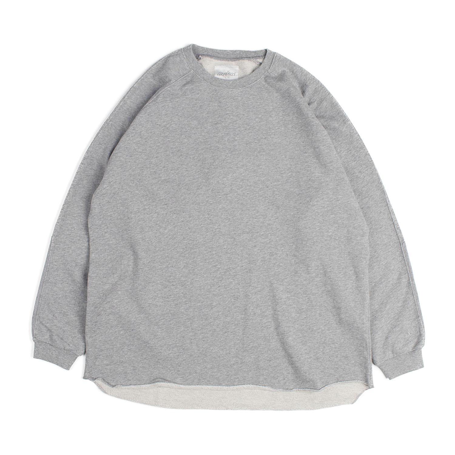 Talecut Sweat  (Heather Grey)