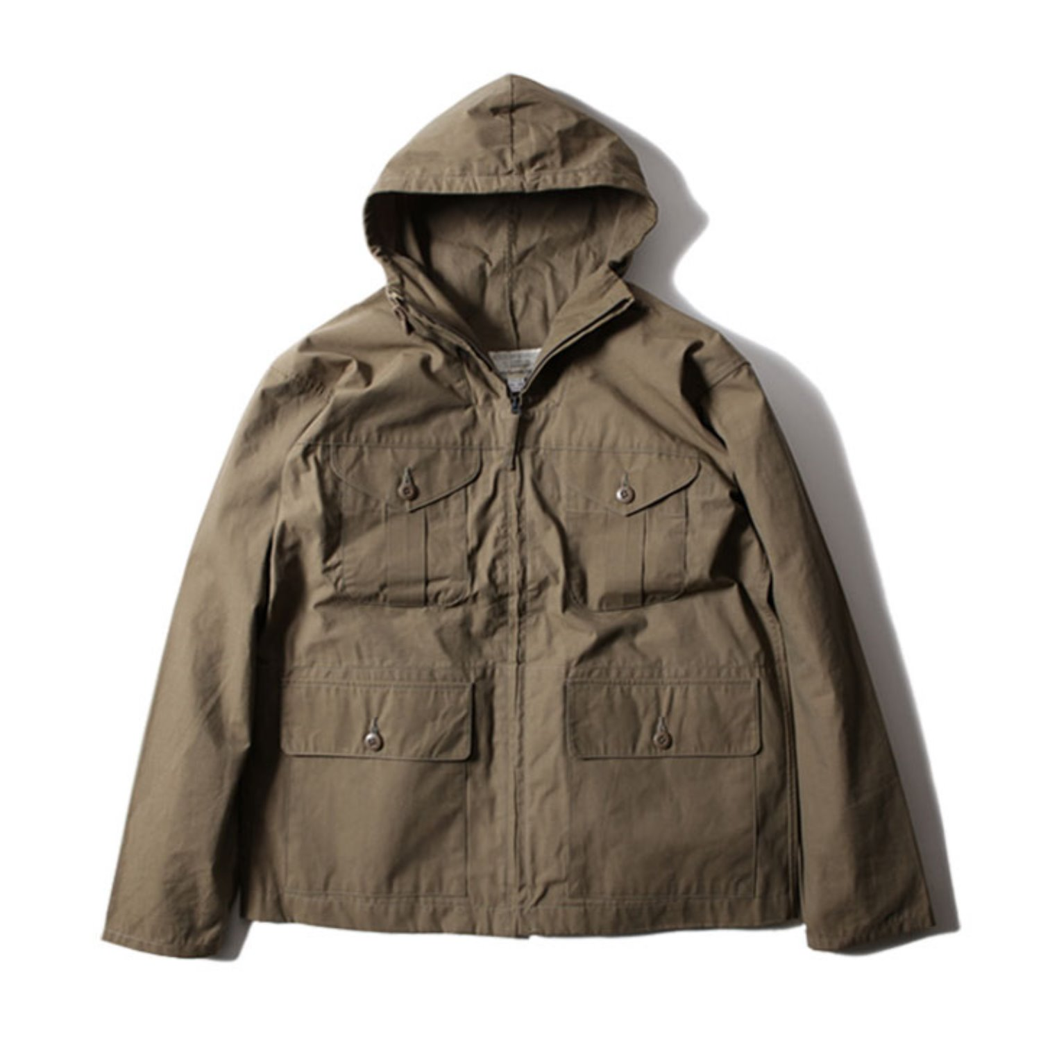Trophy Cltothing Field Hood Jacket (Olive)