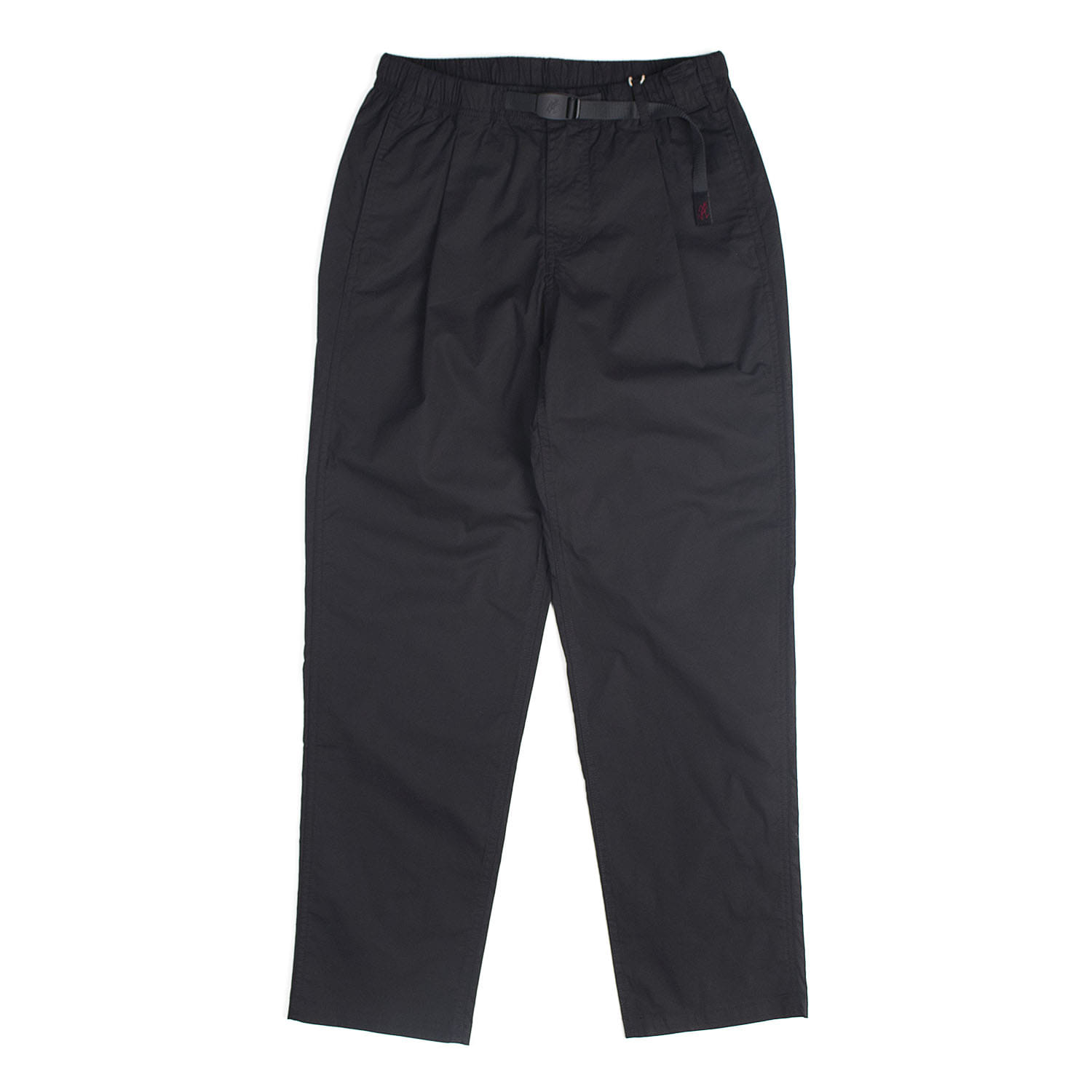 Weather Tuck Tapered Pants (Black)
