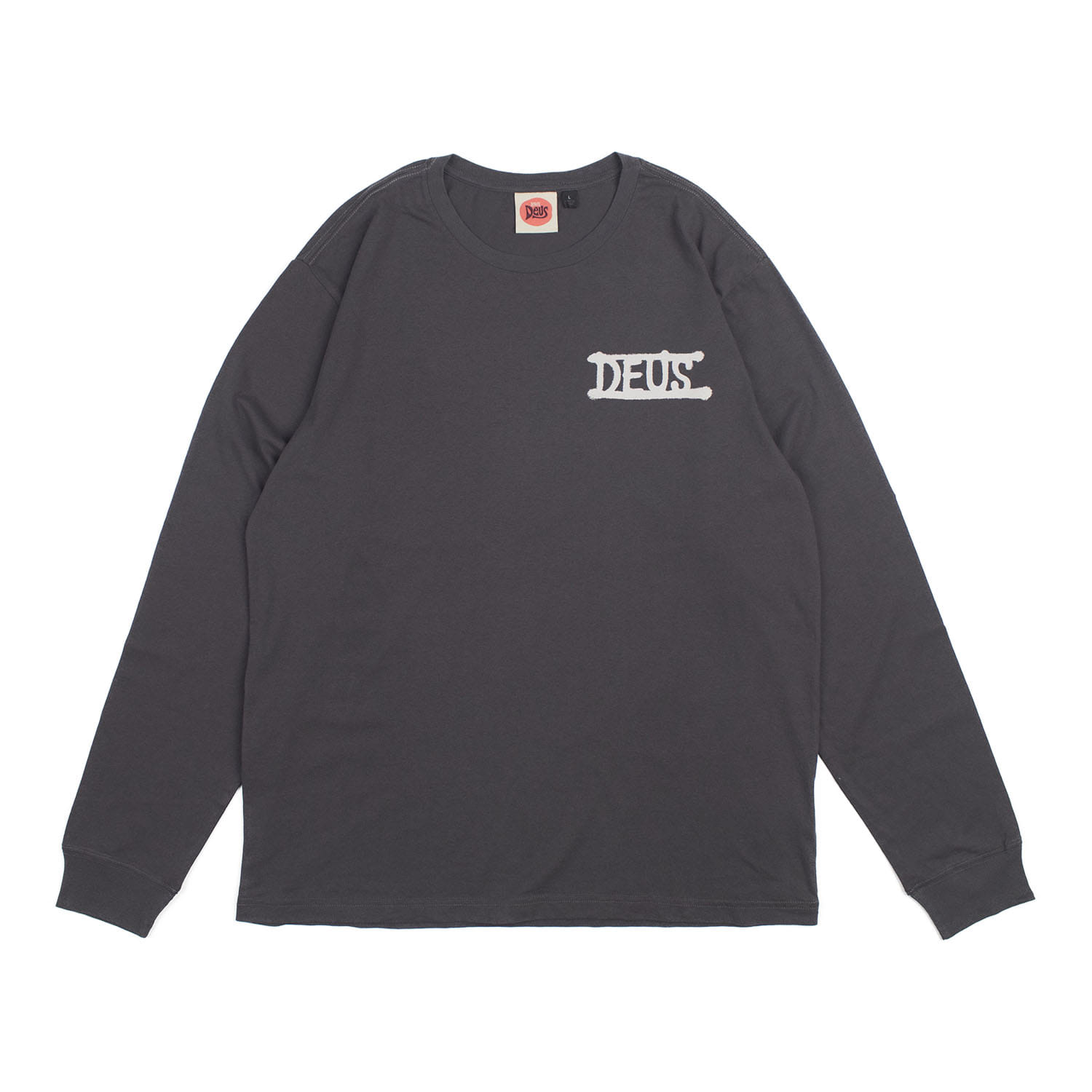 DEUS My Beach Long Sleeve Tee