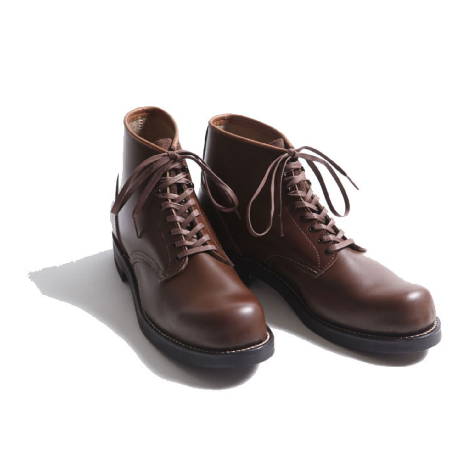 Trophy Clothing Tanker Boots (Brown)