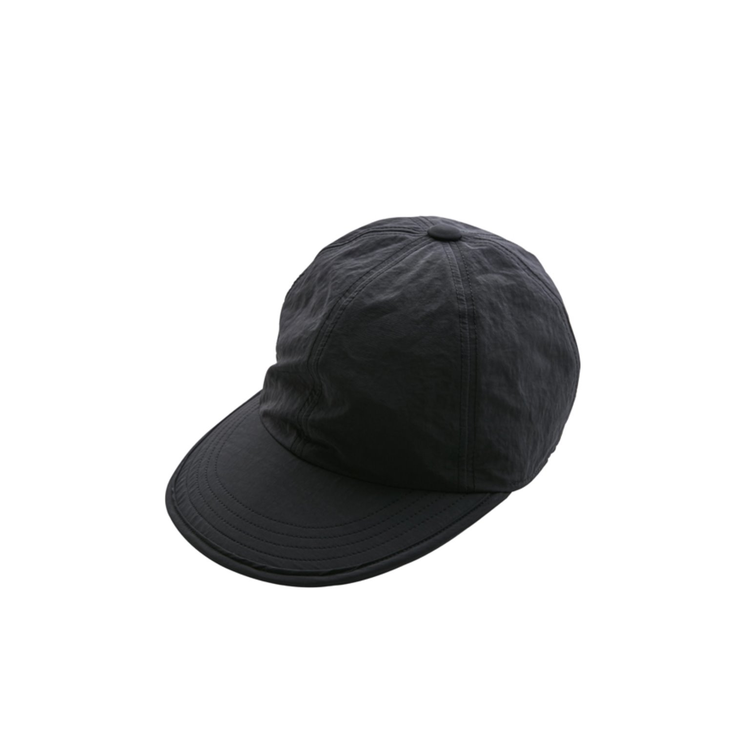 Brownyard Nylon Cap (Black)
