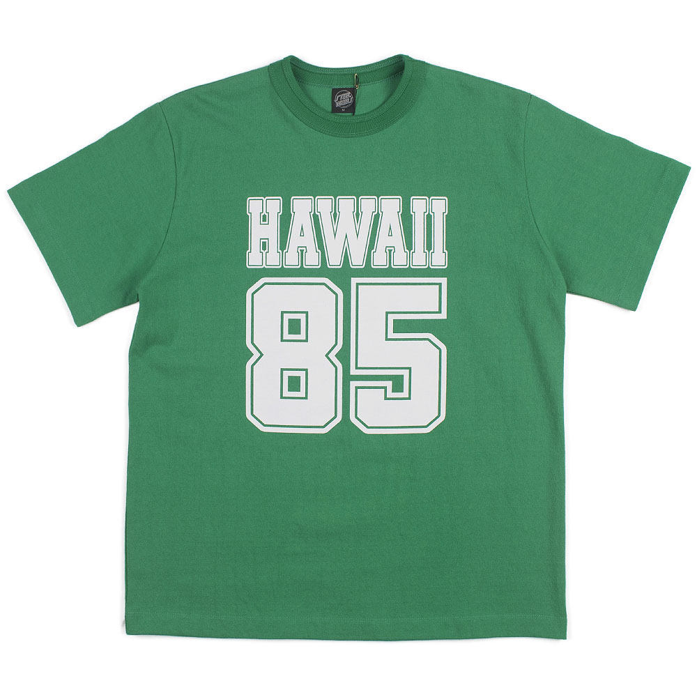 STEELWHEELS Hawaii T-Shirts (Green)