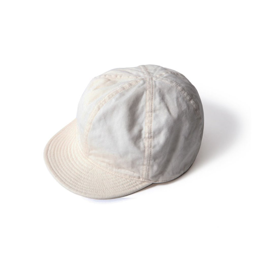 Mechanic HBT Cap (White)