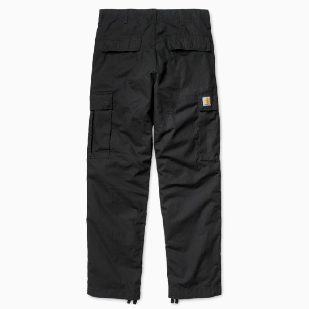 Regular Cargo Pant Columbia (Black Rinsed)