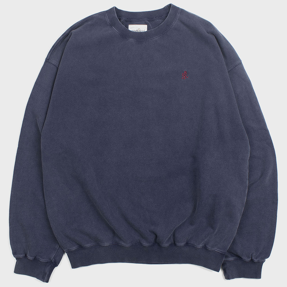 Gramicci Sweat Shirts (Double Navy)