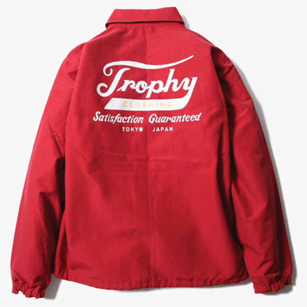 Classic Logo Warm Jacket (Red)