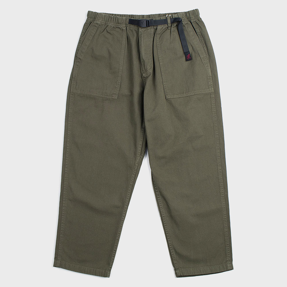 Gramicci Loose Tapered Pants (Olive)
