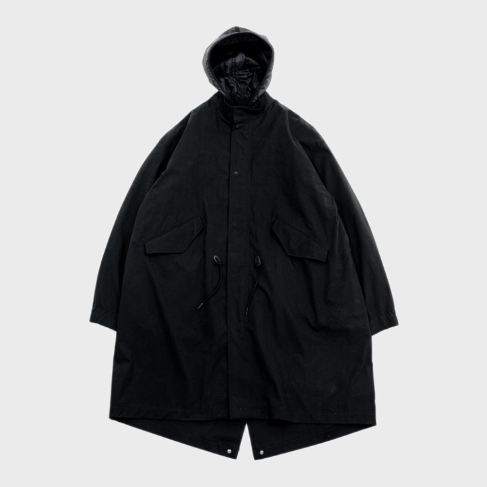 Essential Parka (Black)