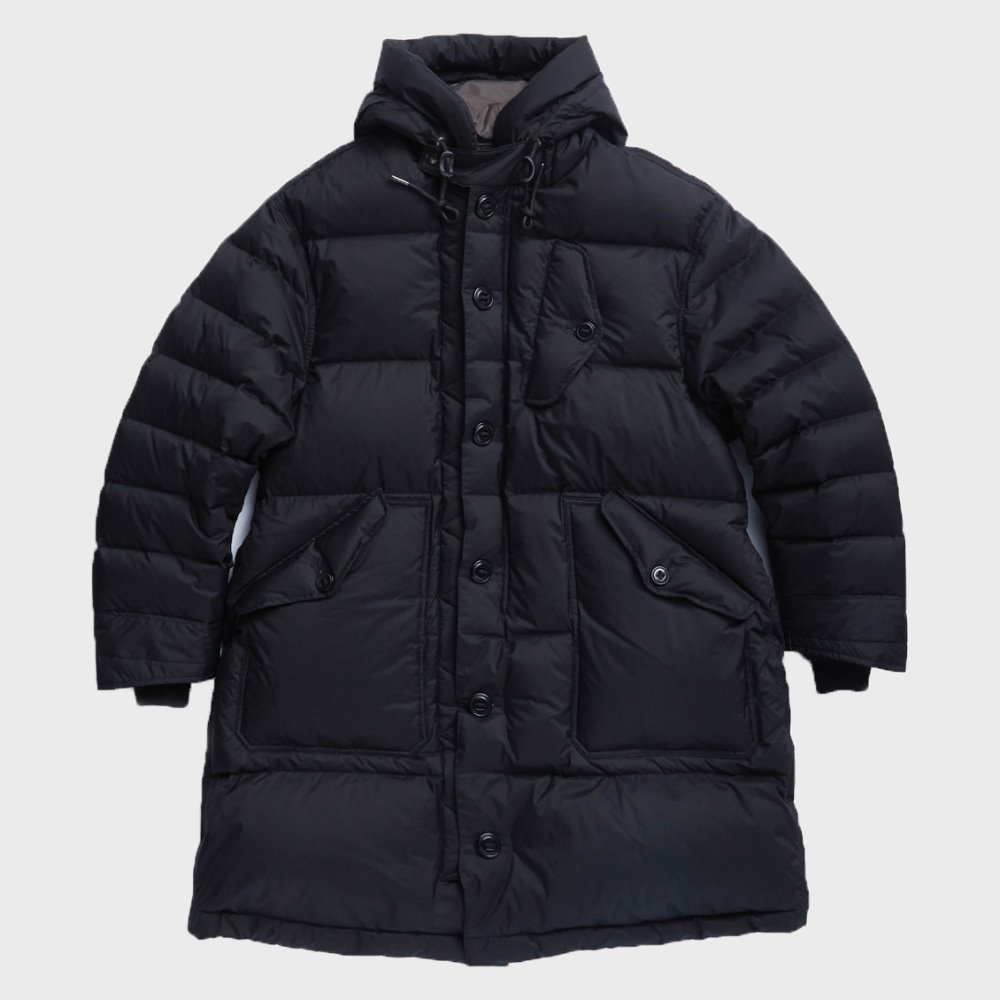 RAF COLD WEATHER DOWN PARKA (BLACK SHIELD)