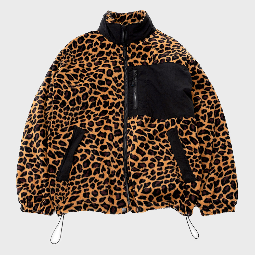 Leopard Fleece