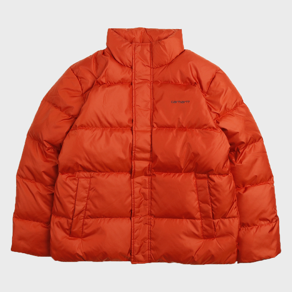 Deming Jacket (Brick Orange)