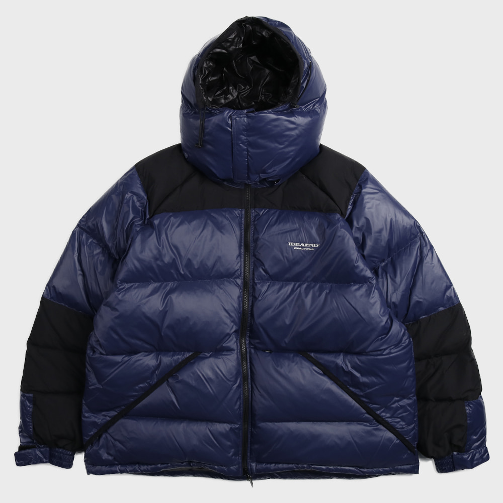 4XL Down Jacket (Navy)