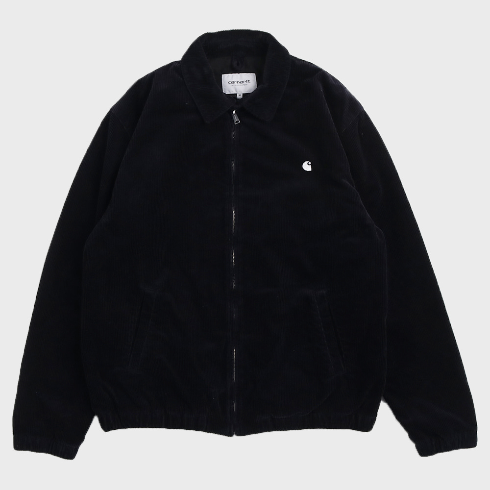 Madison Jacket (Rinsed Navy / White)
