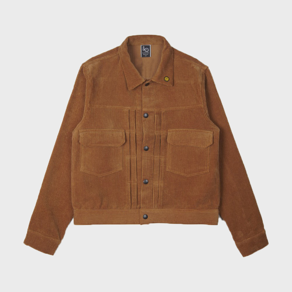 LOCALS ONLY 2nd Corduroy Jacket (Camel)