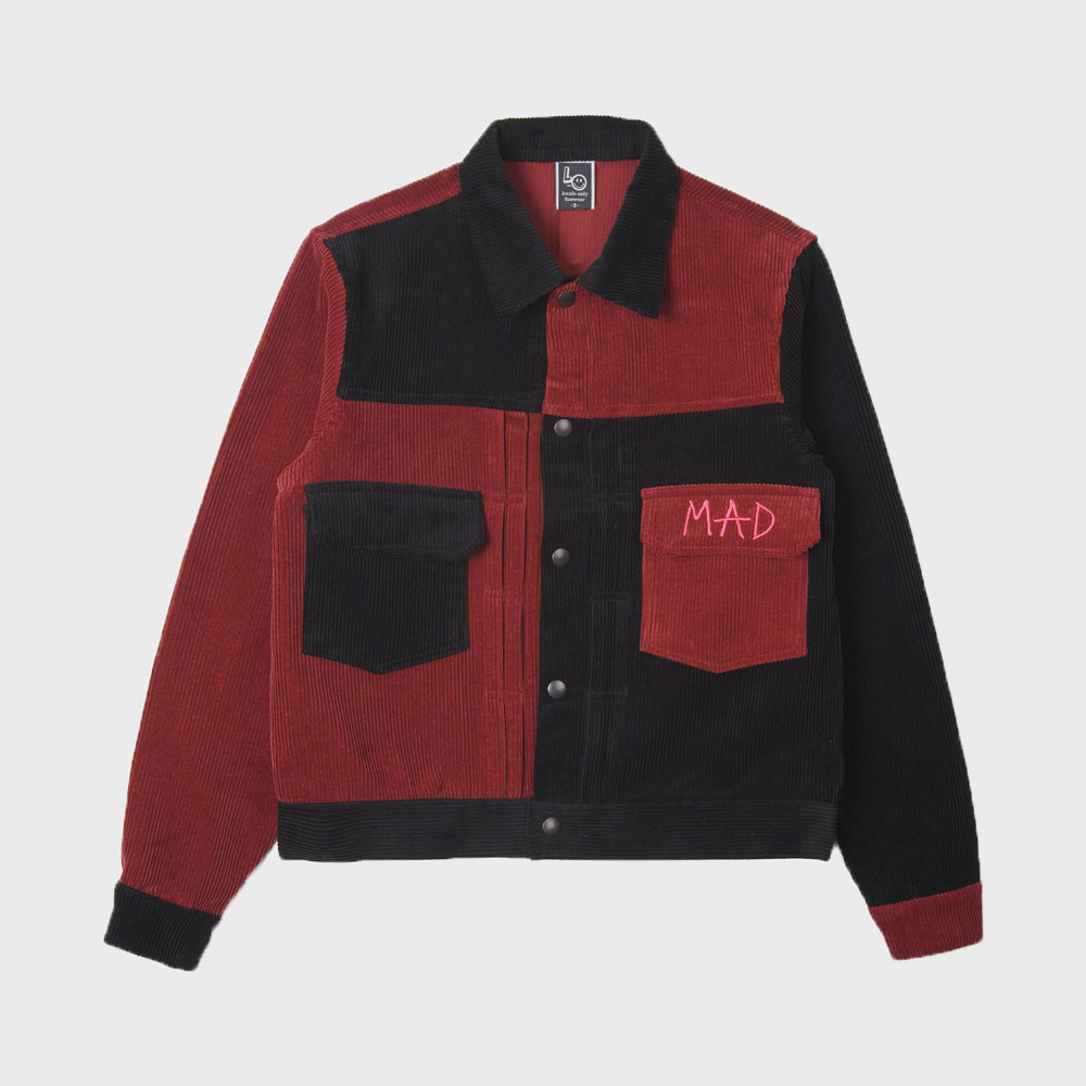 LOCALS ONLY 2nd Corduroy Jacket (Crazy)