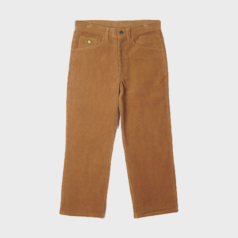 LOCALS ONLY Corduroy Pants (Camel)