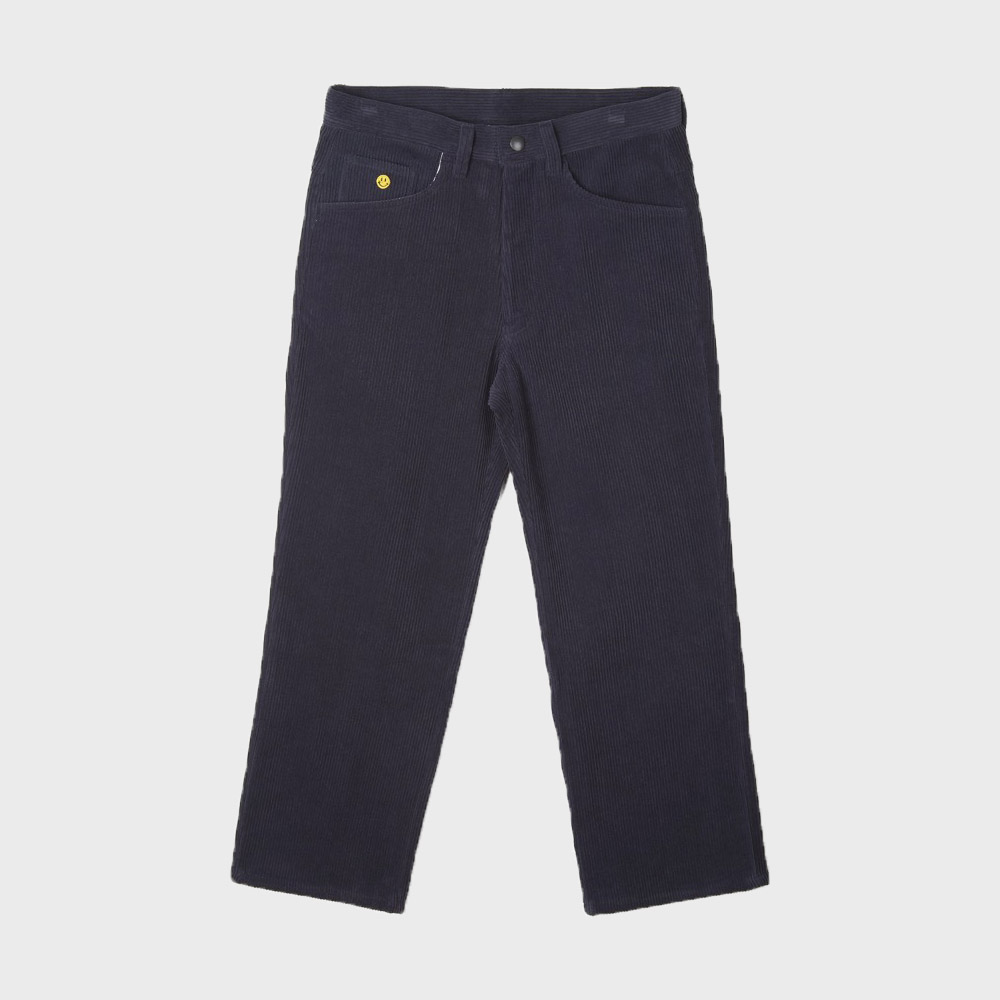 LOCALS ONLY Corduroy Pants (Navy)
