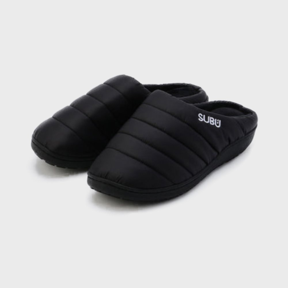 Down Sandal (Black)