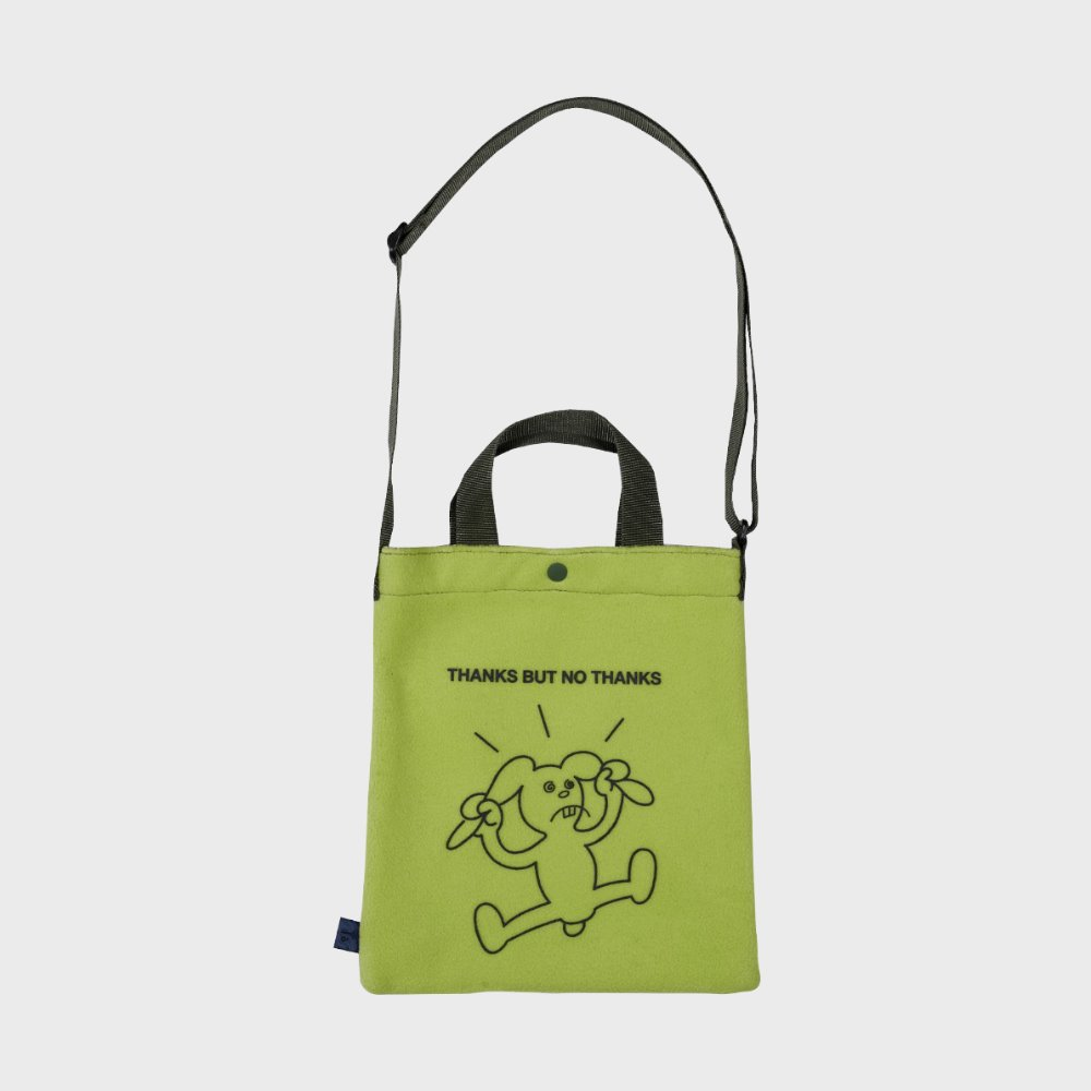 Mini Tote Bag (Neon)