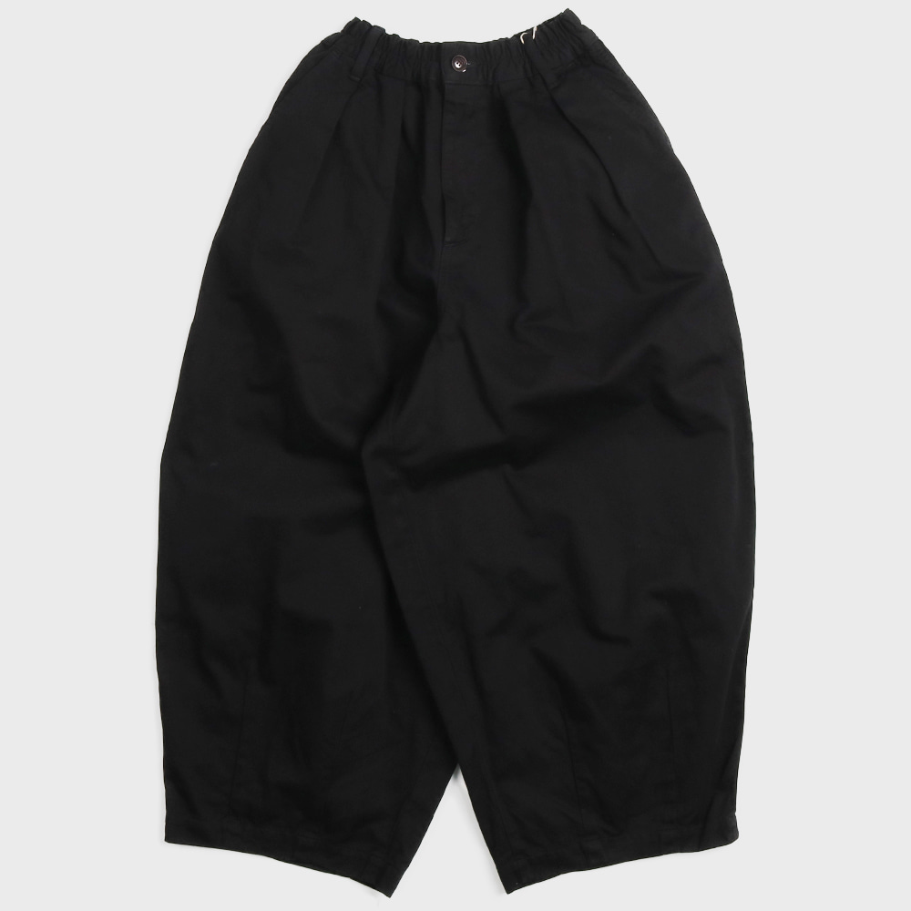Chino Circus Pants (Black)